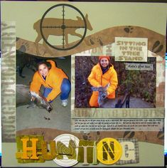 Hunting - Scrapbook.com