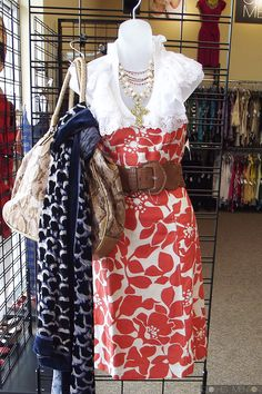 Spring fashions look good at our Clothes Mentor women's clothing resale shop in Highland Village, TX http://www.facebook.com/ClothesMentorHighlandVillage