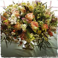 Zita Elze flowers for Kew wedding June 2014