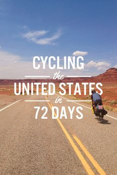A man, his bike, his iPhone and 4,400 miles of open American road.