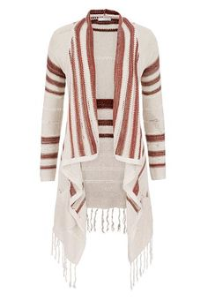 waterfall cardigan w