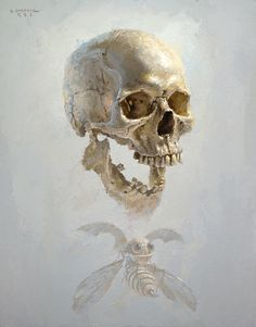 Jolly Roger by David Cheifetz Oil ~ 14 x 11