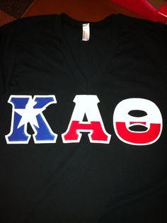 Ut Austin Greek Letters