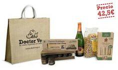 Cestas Eco-Gourmet #regalos #Navidad  info@doctorveg.es http://www.doctorveg.es