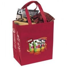 Economy Tote Bag (ColorVista)