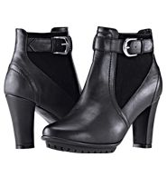 Cushion Walk® Flex Bootie  These boots are stupid comfortable! Yes they feel like sneakers with heels! LOVE THEM!!!
