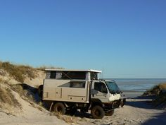 Fuso FG built for expedition travel