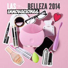 Las innovaciones de belleza 2014  Lee todo de las cosas nuevas que dieron de que hablar en el 2014 desde la maquina foreo hasta Marc Jacobs