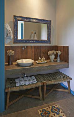 Ideas Sencillas Para Renovar El #baño. ¡Acompáñanos Por Este Recorrido  Inspirador Lleno De