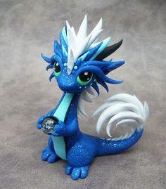 blueOriental by DragonsAndBeasties