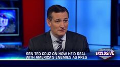 3/23/15 - Here's How Ted Cruz Would Fight ISIS as President