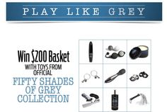 Wanna play like Mr. Grey ?