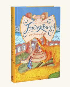 Falterburg – Buchtipp: für Kinder und All-Age #MomPreneursAdventsbasar