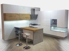 Realizácia kuchynskej linky 0137 - Dkuchyne