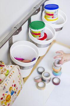 El rincón creativo de Martina | http://www.conbotasdeagua.com/el-rincon-creativo-de-martina/