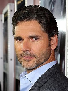 "I repinned this because I think he's hot...the article is just a bonus. ""Eric Bana opens up about what keeps his marriage so strong."""