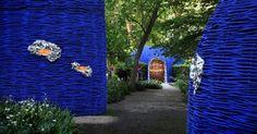 secret garden Milano  by P. Navone & Z. Hadid