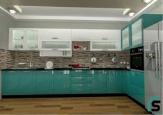 New Ideas Kitchen Interior Design Ikea Kitchen Remodel, Laminate Kitchen Cabinets, Kitchen Modular, Kitchen Interior Design Decor, Kitchen Room Design, Kitchen Interior, Interior Design Kitchen, Kitchen Furniture Design, Modern Kitchen Design