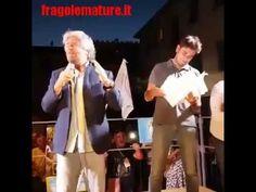 Beppe Grillo #CostituzioneCoastToCoast TOUR San Vincenzo (M5S)
