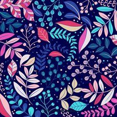 Fondo de hojas coloridas dibujadas a mano | Premium Vector #Freepik #vector #fondo #flor #floral #mano Leaf Background, Geometric Background, Vector Background, Graphic Design Illustration, Digital Illustration, Digital Art Beginner, Floral Texture, Apple Prints, Vector Pattern