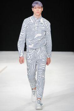 Christopher Shannon Spring/Summer 2014 #fashion #mensfashion