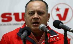 Diosdado Cabello confirmó #Detención del #Lider #Político #YonGoicoechea de @VPopular #Venezuela persecución #Política al #PartidoPolítico #VOLUNTADPOPULAR