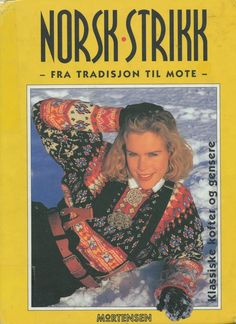 Barbie, Knitting Magazine, Knit Fashion, Vintage Knitting, Norway, Knitting Patterns, Knit Crochet, Multimedia, Knits