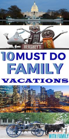 It's time to start thinking about your summer vacation plans, so we shared 10 of our favorite summer vacation ideas! They're all family friendly summer vacation destinations and make great family spring break trips too if you're still looking! Cheap Family Vacations, Family Vacation Spots, Family Vacation Destinations, Cruise Vacation, Best Vacations, Family Travel, Travel Destinations, Vacation Ideas, Disney Cruise