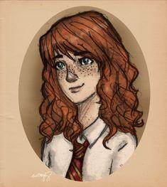 Rose Weasley by *incredibru on deviantART