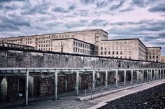 One of the most frequented memorial sites and museums in Berlin. A highly educative site on Nazi Germany and the Second World War. Berlin Wall, Hidden Treasures, World War Two, Places Ive Been, Two By Two, Germany, Louvre, City, Museums