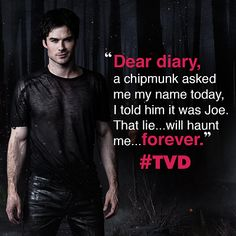 #TVD's Facebook Page Shares Favorite Quotes! 10 AWESOME Pictures, too! | Fangirlish