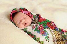 "Real ""Baby"" Matrioshka...  OMG !!! This is just too fricking cute!!!~SB"