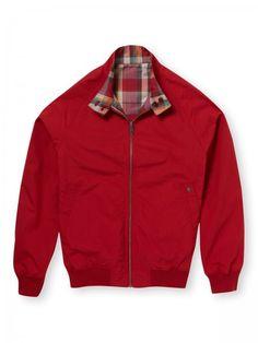 Reversible Classic Harrington Jacket | Ben Sherman