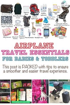 Flying With A Baby Travel Essentials And Toddler Tips