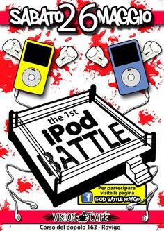 IPOD BATTLE artwork