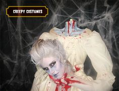 How-To: Headless Marie Antoinette Costume by Nicole Magne for CRAFT