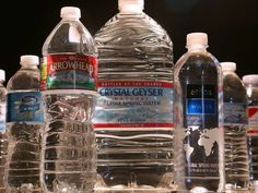 Starbucks and bottled water in california - another story