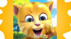 In this video you will see the app called Talking Ginger 2 a funny way of have fun for kids. Talking Ginger is celebrating and it's time for the best birthda. Funny Songs, A Funny, Funny Cats, Talk Ginger, Contextual Advertising, Cute Little Kittens, Wheel Of Fortune, Mini Games, Puzzle Pieces