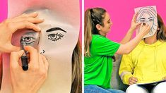 33 Awesome Drawing Hacks to Draw Like a Pro Art Drawings Beautiful, Art Drawings For Kids, Art Drawings Sketches Simple, Easy Drawings, Awesome Drawings, 5 Minute Crafts Videos, Diy Canvas Art, Diy Art, Creative Art