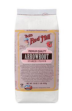 Bob's Red Mill Arrowroot Starch / Flour, 16-ounce Bob's R...