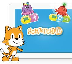 Scratch Jr. coding for young students - Finally the iPad app is here! Android app coming soon!