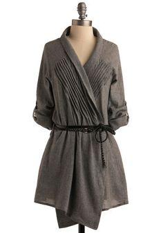 Com-pleatly Contemporary Top | Mod Retro Vintage Long Sleeve Shirts | ModCloth.com