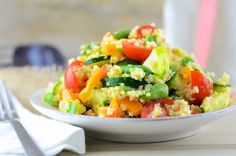 Vegan Cold Quinoa Salad 2