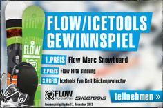 #Icetools und #Flow #Gewinnspiel bis zum 17.11.2013