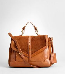 I realize I'm a little late to the party, but this Tory Burch 797 Suede Satchel is swoon worthy.