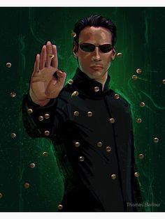 Keanu Matrix, A Clockwork Orange Quotes, Helloween Wallpaper, Sans Anime, Blade Runner Poster, Keanu Reeves Movies, The Matrix Movie, Keanu Reaves, Movie Posters