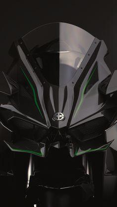 Kawasaki Ninja H2R Wallpapers · 4K HD Desktop Backgrounds