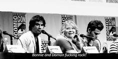 The Vampire Diaries/The Originals