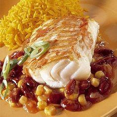 Gestoofde kabeljauw Mexicaanse stijl recept - Vis - Eten Gerechten - Recepten Vandaag